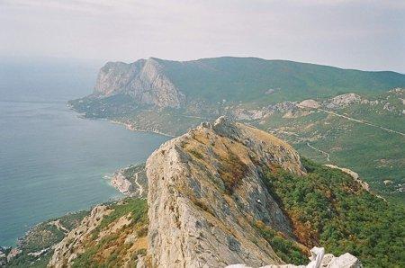 Крым жемчужина чёрного моря