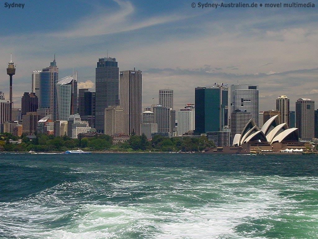 Австралия - земля вверх ногами