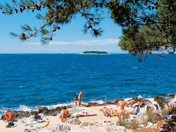 фото нудистских с пляжей и